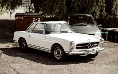 Tips For Buying A Classic Mercedes