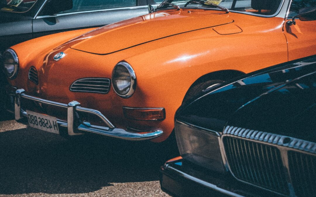 Why Join A Classic Car Club