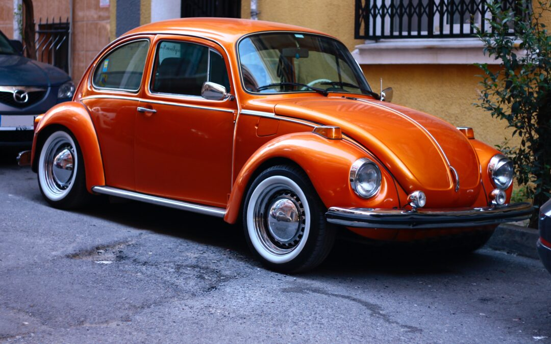Buying Your First Classic Car